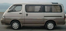 Toyota Hiace - Mini Bus